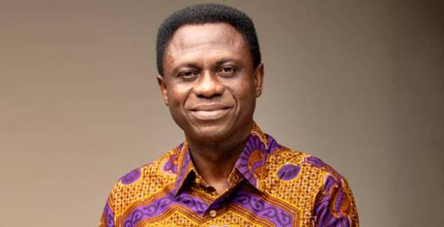 Chairman Apostle Eric Nyamekye Takes Jab Of Covid-19 Vaccine
