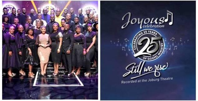 "Joyous Celebration Release Milestone 25th Album ""Still We Rise"""