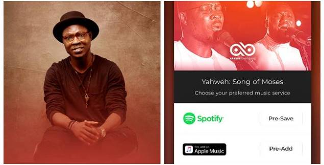 Akesse Brempong Ft MOG Music – Yahweh (Song of Moses) (Music Download)