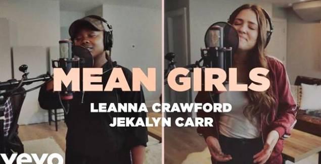 "Leanna Crawford & Jekalyn Carr Partner On ""Mean Girls"""
