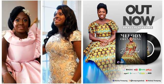 """Elusive Ghanaian Gospel Singer, Melody Frempong Rolls Out Spanking New Single + Video titled """"Destined to Reign"""""""