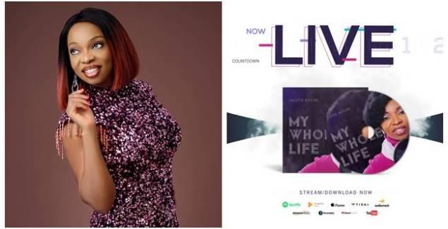 [ALBUM] Gospirational Artiste, Anietie Bature Releases Her Long-Awaited Album 'My Whole Life' // @AnietieBature