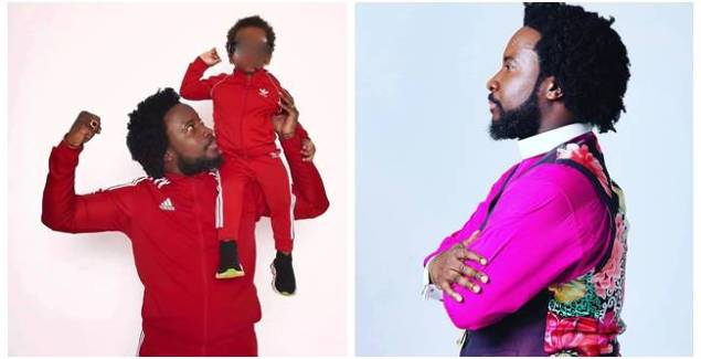 Sonnie Badu Reveals Why He Covers The Faces of His Kids in Social Media Photos