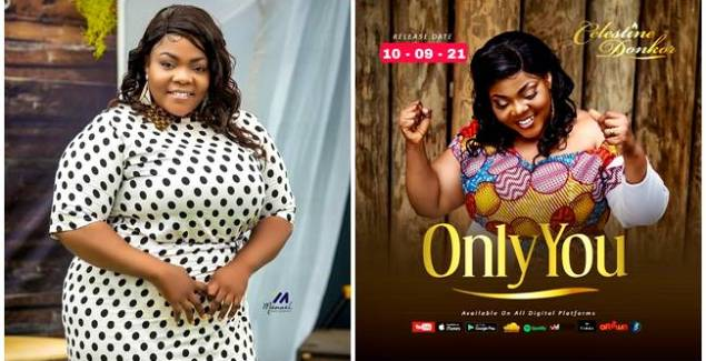 Celestine Donkor - Only You (Official Music Video)