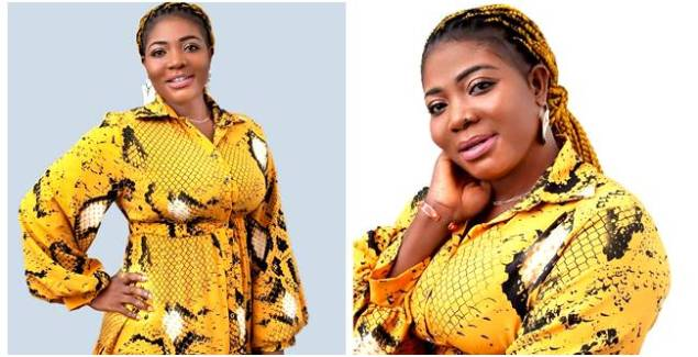 Obinim Paid The Entire Cost of Late Father's Funeral – Wife, Florence Obinim Reveals