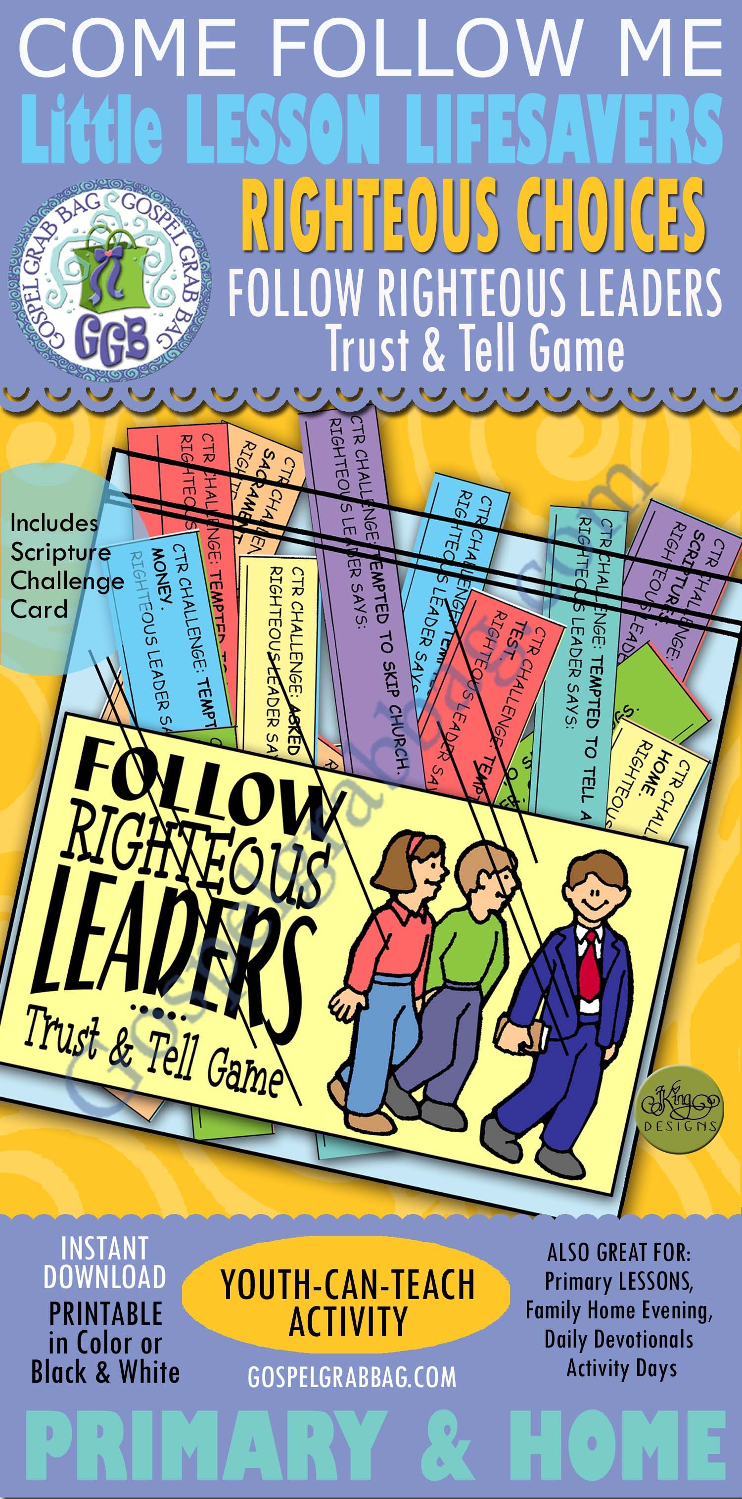 Follow Righteous Leaders