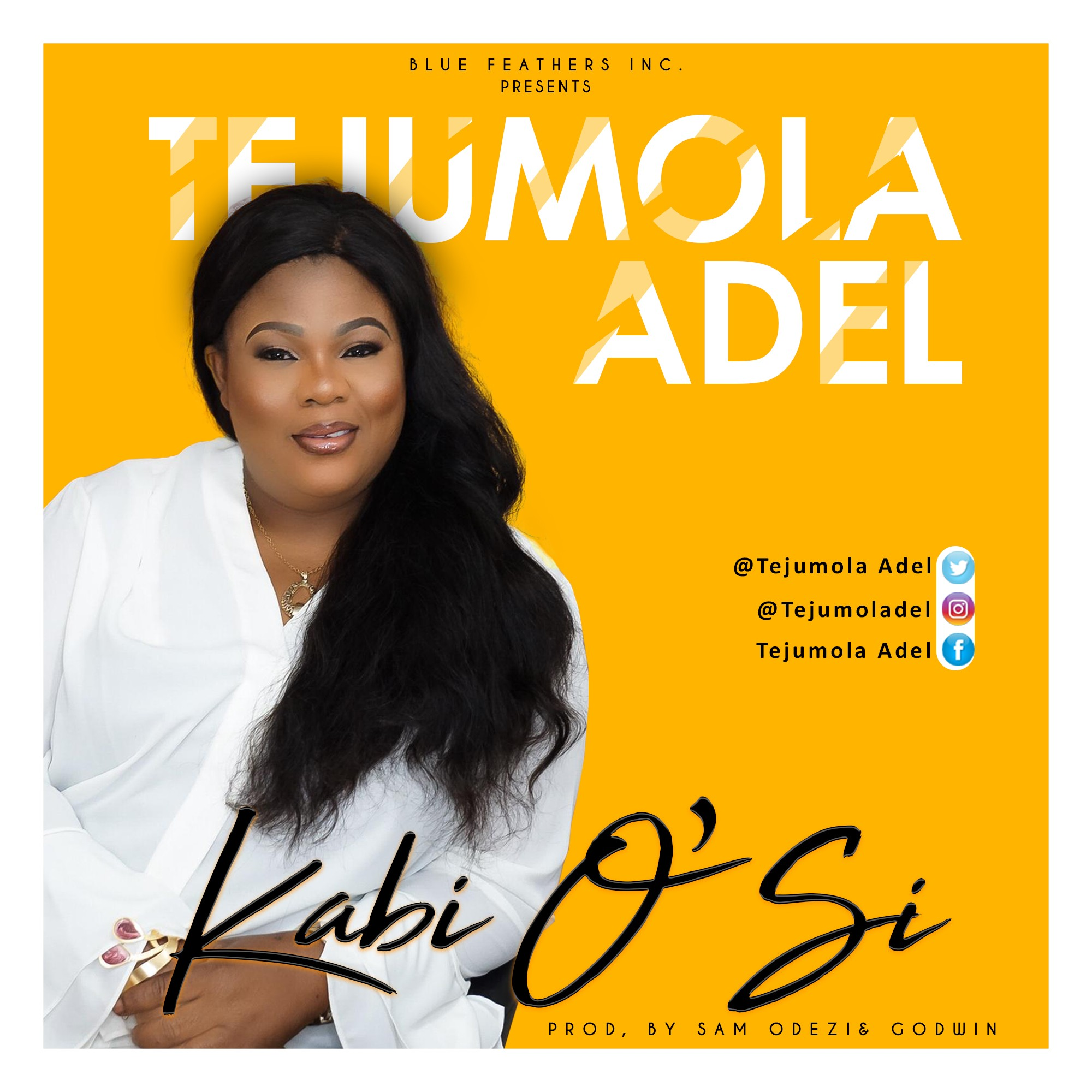 MUSIC PREMIERE] US Based Gospel Minister Tejumola Adel