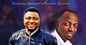 Promise Benson - No Argument Featuring Dunsin Oyekan