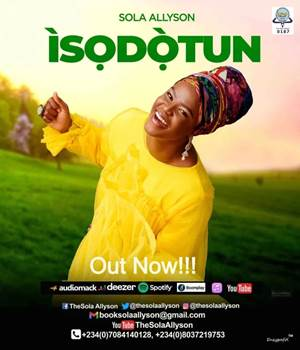 Download: Sola Allyson Ijoba a Re De [Mp3 + Lyrics]