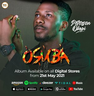 Peterson Okopi Oludande (Lyrics, Video, Mp3 Download)