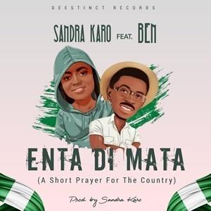 Sandra Karo - Enta Di Mata ft Ben