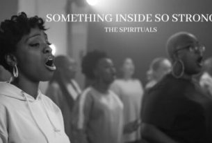 The Spirituals - Something Inside So Strong Ft. Annatoria & Che Kirah