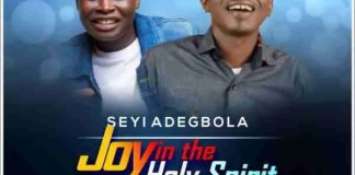 Joy In The Holy Spirit