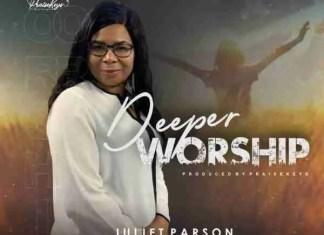 Juliet Parson - Deeper