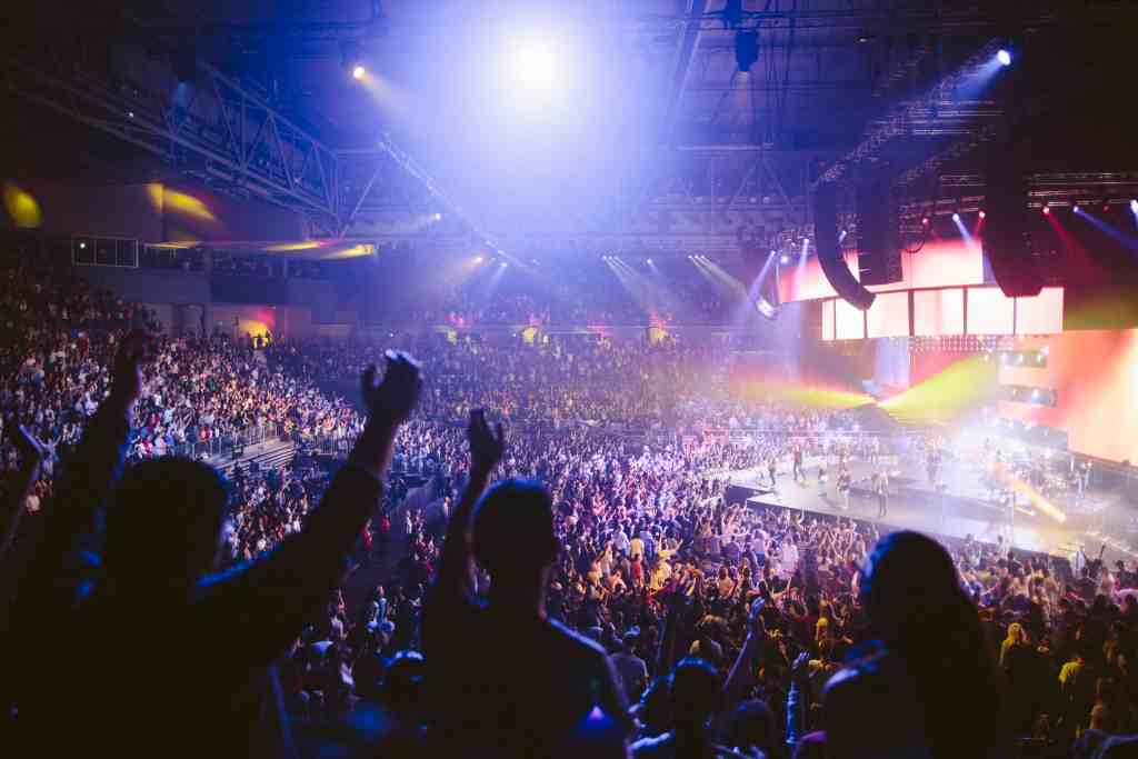 Planetshakers - Conference 1