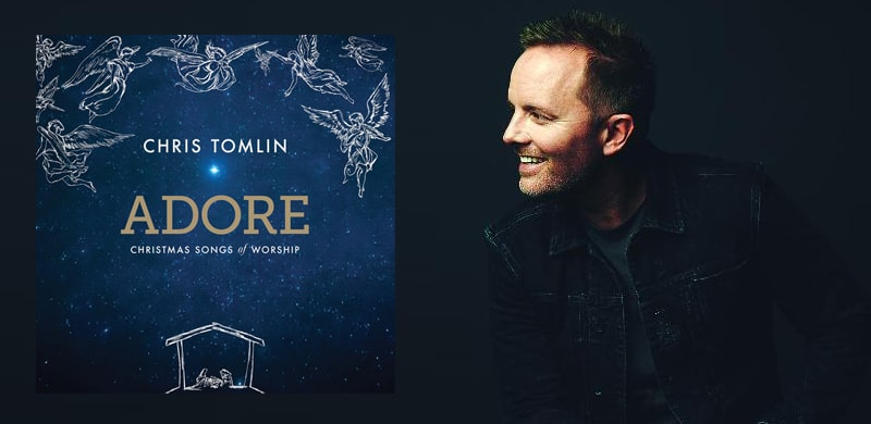 Chris Tomlin Christmas.News Grammy Award Winner Chris Tomlin S Favorite Things