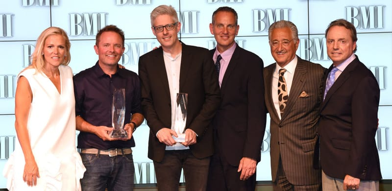 NEWS: BMI Honors Christian Music's Best at the 2016 BMI