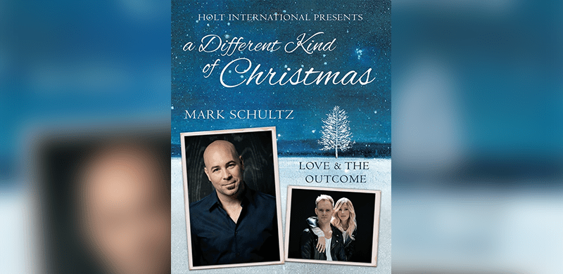 A Different Kind Of Christmas.Mark Schultz Announces A Different Kind Of Christmas Tour