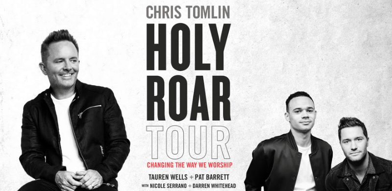Chris Tomlin Announces 2019