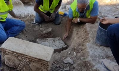 Achados arqueológicos proto-eólicos Israel