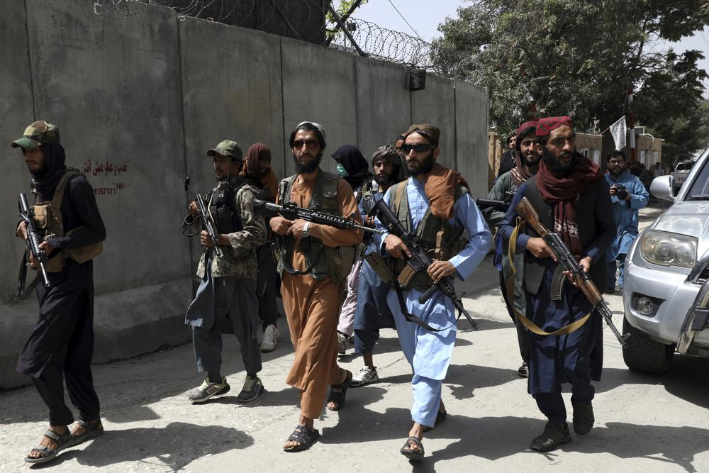Taliban reportedly going 'door-to-door' looking for Christians to kill them