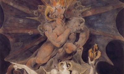 O número da besta é 666, por William Blake.