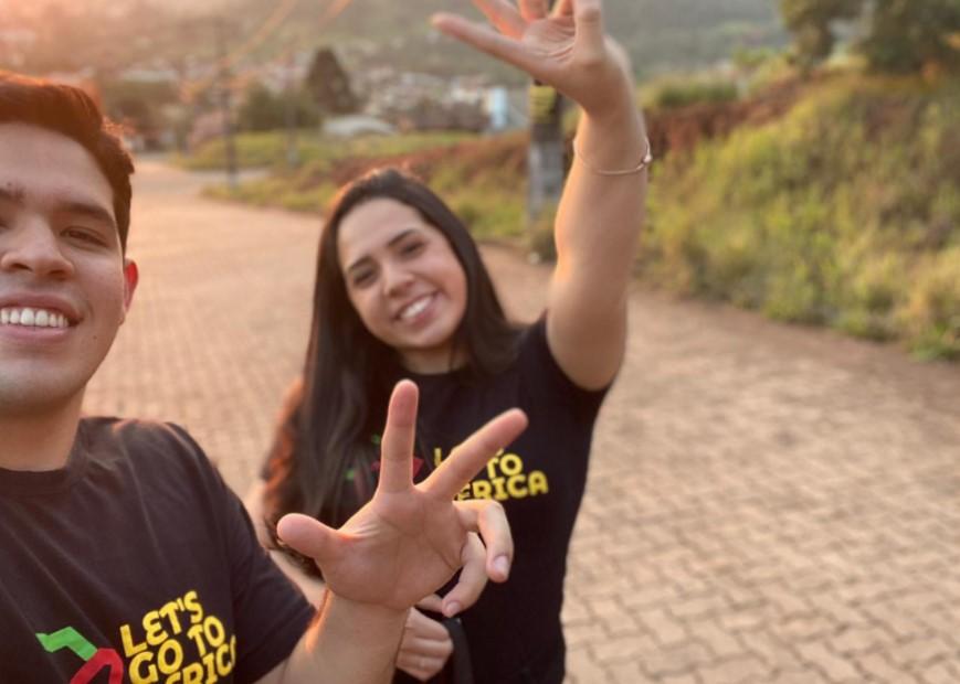 Sarah e João Martins