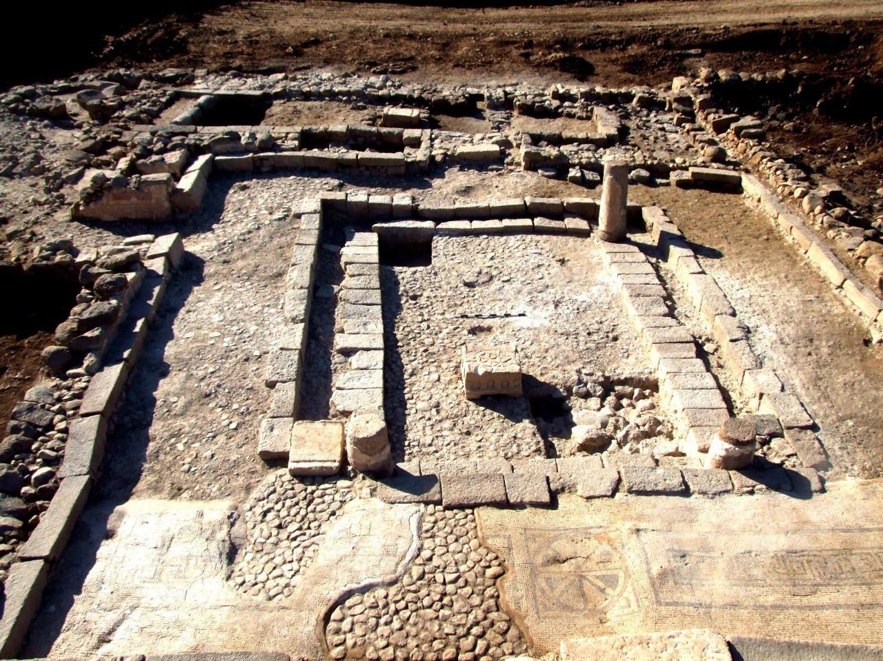 Site archéologique de Magdala