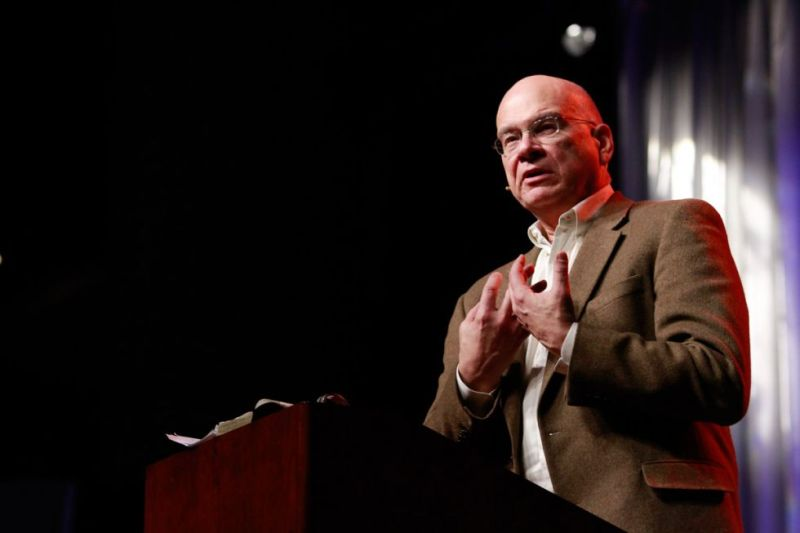Tim Keller Again