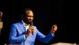 Your Presence Holds The Key – Dr Paul Enenche