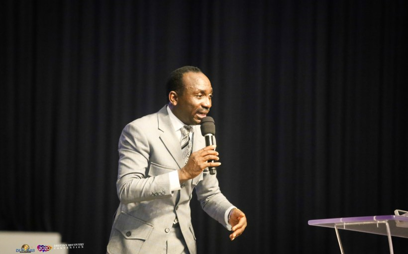 Supernatural Speed [Overcoming Stagnation] mp3 Message Day 2