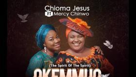 Okemmuo mp3 by Chioma Jesus Ft Mercy Chinwo