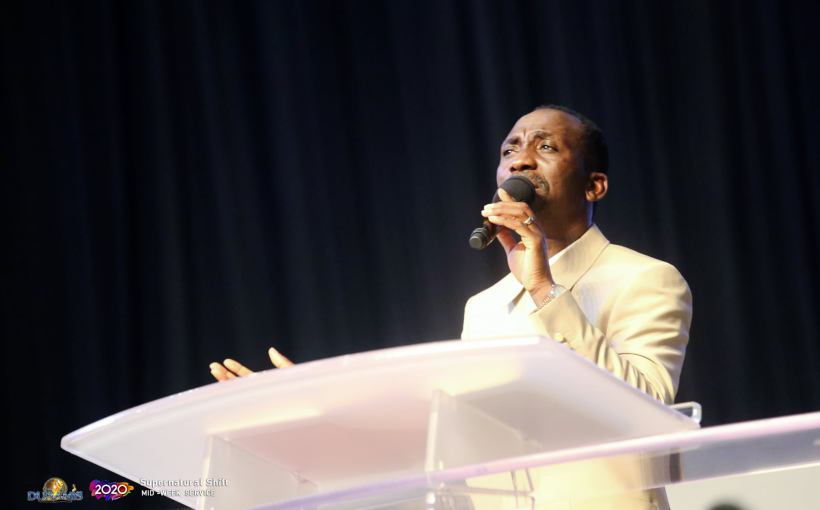 Open Heavens Through Prayer Message by Dr Paul Enenche