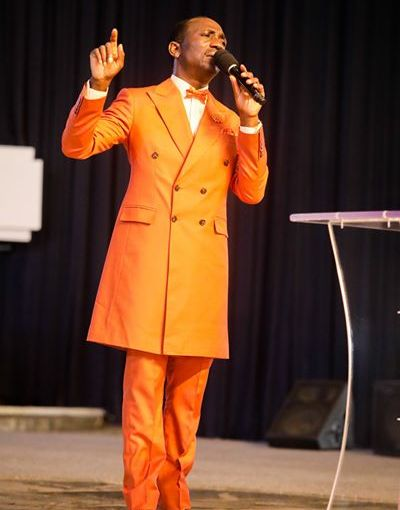 Thou Shall Arise Oh Lord My God Lyric by Dr Paul Enenche