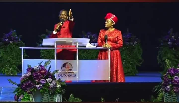 Healing And Prophetic Declaration by Dr Paul Enenche & Becky Enenche