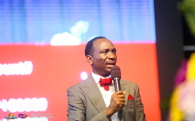 The Ministry of The Spirit Message mp3 and Video by Dr Paul Enenche