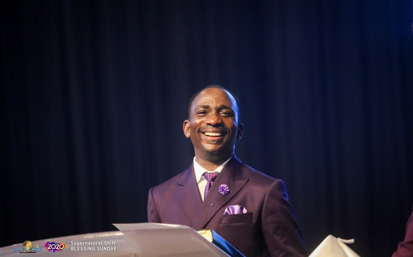Healing And Deliverance Prophetic Declaration by Dr Paul Paul Enenche