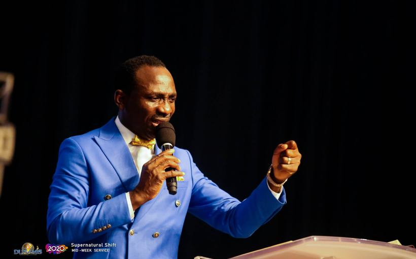 Take My Life Lyric by Dr Paul Enenche