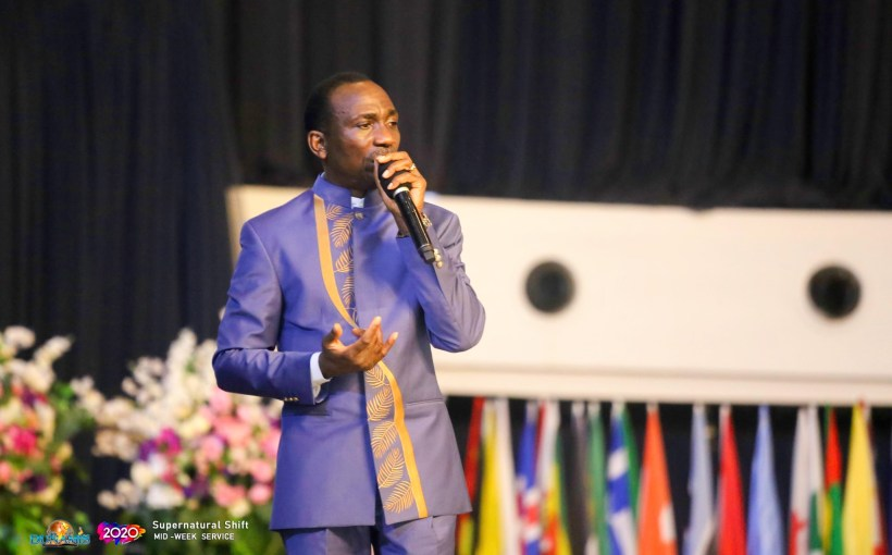 Preservation Power of Love mp3 by Dr Paul Enenche