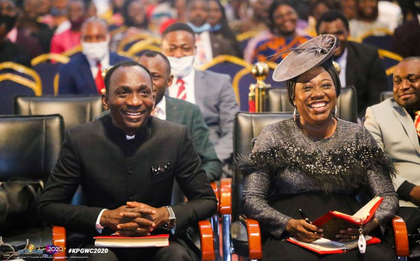 Dr Paul Enenche Ft Dr Mrs Becky Enenche - Lord I Remain Your Baby