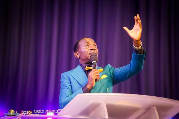 Ebenezer – Celebrating The Help Of God mp3 by Dr. Pastor Paul Enenche