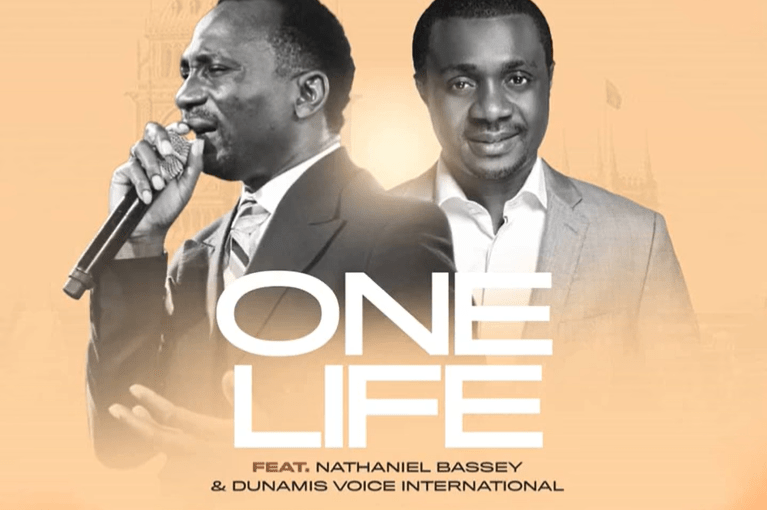 Dr. Paul Enenche Featuring Nathaniel Bassey - One Life mp3