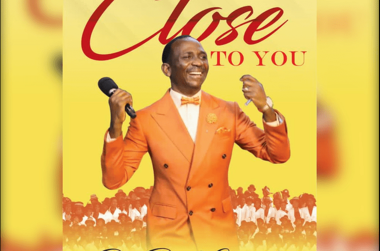 In His Presence Volume 6 Close To You Album by Dr Paul Enenche