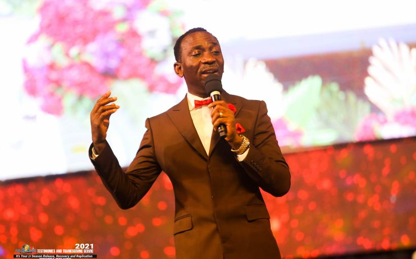 The Praise of Faith (1&2) By: by Dr. Pastor Paul Enenche