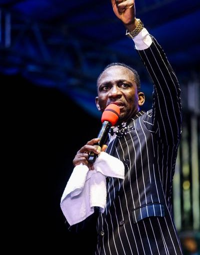 The Necessity of The Blessing Of God mp3 (1&2) By: Dr. Paul Enenche
