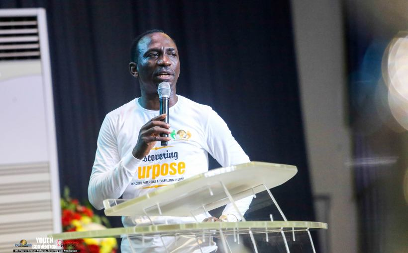 Discovery of Purpose Message mp3 by Dr Paul Enenche