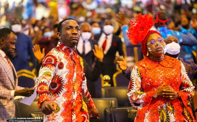 April 2021 Messages mp3 by Dr. Pastor Paul Enenche
