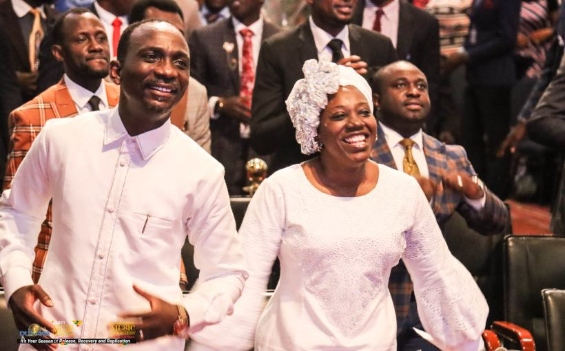 The Sound of Victory Message mp3 By: Dr Paul Enenche