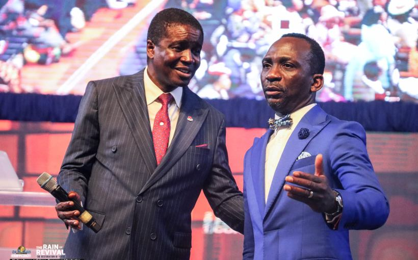 Provoking And Sustaining Revival By Engaging In Kingdom Stewardship mp3 By Bishop David Abioye