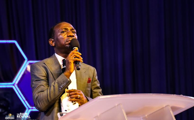 The God of Excellence (1-3) mp3 By Dr Paul Enenche